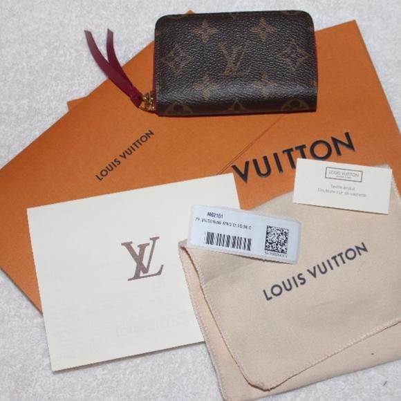 598df461edcd Louis Vuitton Handbags - LOUIS VUITTON Monogram Zippy Multicartes Fuchsia